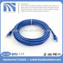 Lan Cable Cat5 / Cat6 UTP Ethernet Cable de conexión de red