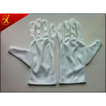 Хлопчатобумажный материал рабочие перчатки Отбеливатель