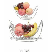 Bandeja de frutas do berço