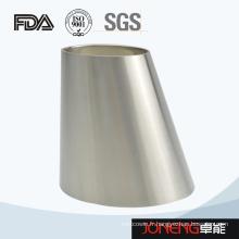 Raccords de tuyaux de réducteur soudés à la qualité alimentaire en acier inoxydable (JN-FT5004)