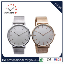 Big Dial Men Watch Ginebra marca OEM reloj de cuarzo (DC-1321)