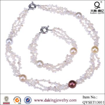 Venda quente colar e pulseira joias atacado produtos novos