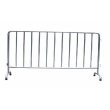 Stainless Steel Municiple Barrier Temporary Isolation Barrier