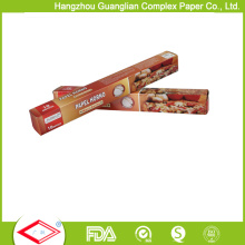 Double Sides Silicone Coated Baking Paper Roll