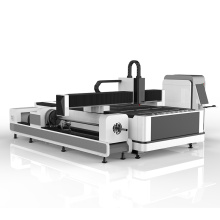 Máquina de corte a laser de fibra de tubo
