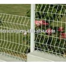 clôture de treillis métallique de jardin