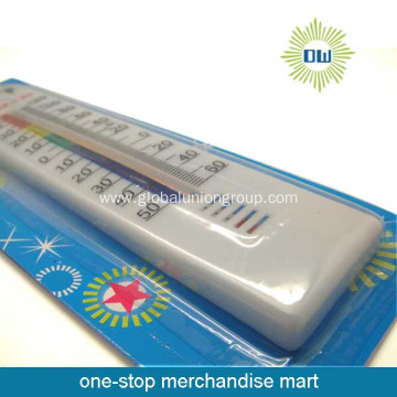 Garden popular plastic wall thermometer