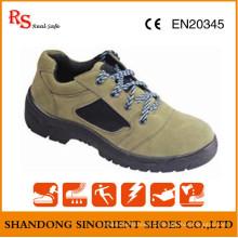 Спортивное Время работы защитная обувь мужчины RS712