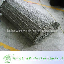Correa de alambre de acero inoxidable de alta carga
