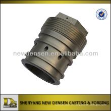 Piezas de mecanizado CNC de acero inoxidable
