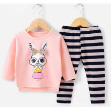 Kids Girl T-Shirt in Children′s Clothing with Catoon