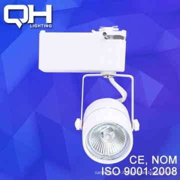 Rail d'éclairage LED spot de 50W halogène