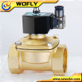 China supplier two way solenoid gas valves for lpg/natural gas fast on/off