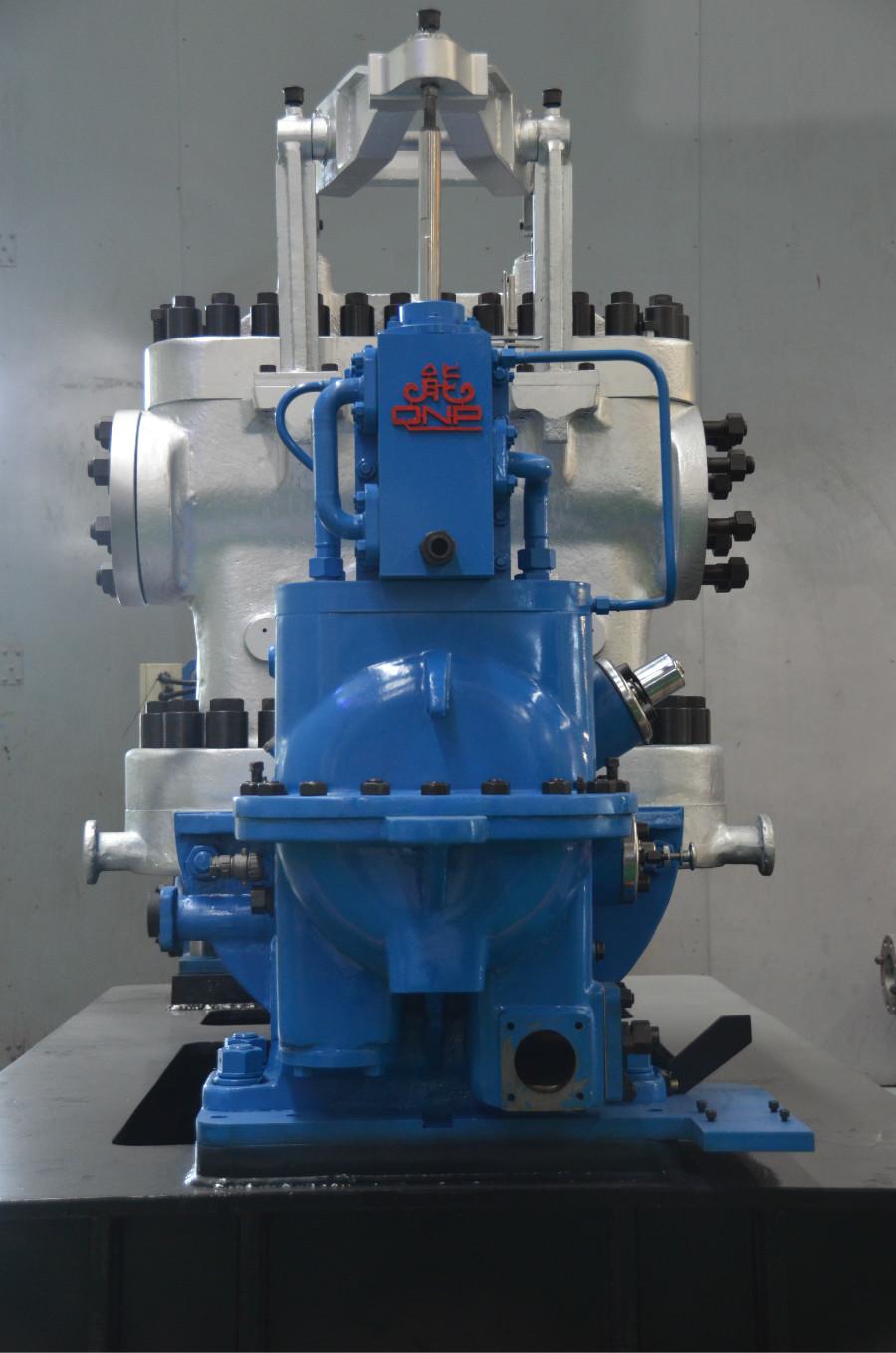 Condensing Steam Turbine 17