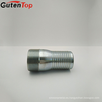 GutenTop NPT Standard King Combination Pipe Nipple Steel Chapado, KC Nipple