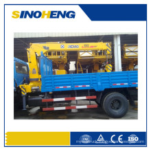 China XCMG Sq5zk3q 5 Ton Knuckle Boom Truck Mounted Crane