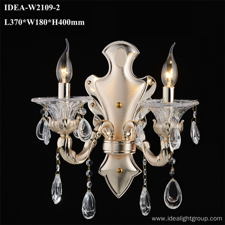 crystal wedding lighting decorations hanging chandelier