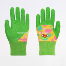Colorful Kids Rubber Gloves