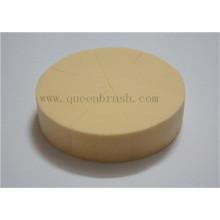 Esponja de sopro de celulose de compressão de forma redonda