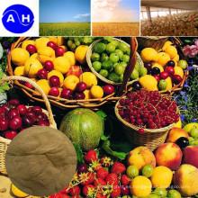 Fuente vegetal Aminoácido 60% Cloridión baja Pura fuente vegetal Aminoácidos