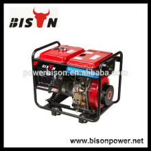 BISON(CHINA) 2kw Diesel Generator, portable diesel generator open type