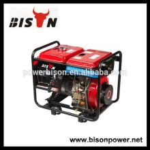 BISON (КИТАЙ) 2kw Дизель-генератор, портативный дизель-генератор открытого типа