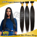 Silk straight AAAAA grade 100% chinese virgin hair