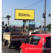 Double Side Outdoor LED Panel Advertising Billboard