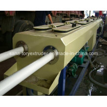 16-63mm PVC Plastic Double Pipe Extrusion Production Machine Line