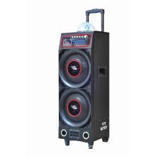 Etapa Altavoz de DJ Altavoz de batería recargable 6200t