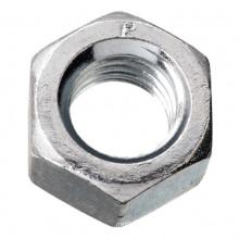 4.8 grade Hex Nut Factory Direct Sale Carbon Steel  Din 934 Nut Galvanized Hot dip galvanizing