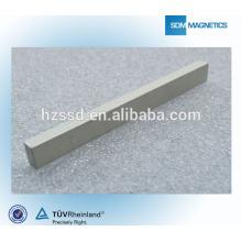 Super High Temperature Block AlNiCo Magnets for Motors