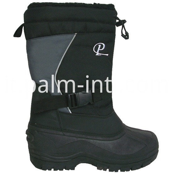 Quality Adults TPR-Outsole Boots