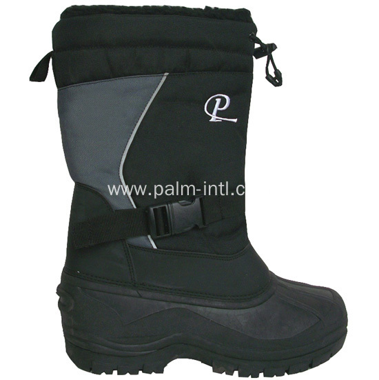 Quality Adults TPR-Outsole Winter Boots