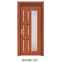 Low Price Excellent Quality Hotsale Melamine Door (WX-ME-107)