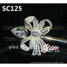 flower crystal scepter