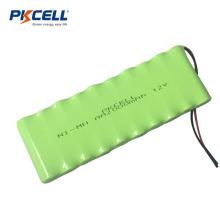 Paquet de batterie rechargeable de NI-MH 12V 2000mAh pour des jouets