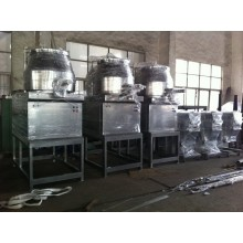 GHL-10 Series high speed mixing granulating machinary