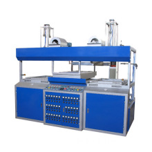 Duplex Working Position Semi-Automatic Vacuum Forming Machine