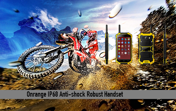 Onrange IP68 Anti-shock Robust Handset