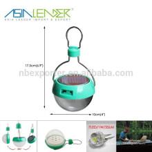 С встроенной батареей li-иона 0.3W 5V 60mA 7 СИД освещая шарик
