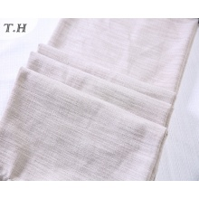 Precio de la tela del sofá rosa pálido por metro de Material de lino