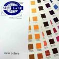 Vêtement en tissu interlock en microfibre 100% polyester