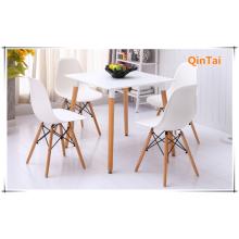 Restaurantmöbel Esstisch aus Holz Kantine