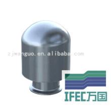 Valve respiratoire sanitaire en acier inoxydable