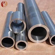alta qualidade bom preço TZM molibdênio tubo de liga para venda