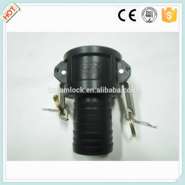 Camlock PP type C, cam lock fittings, quick coupling China manufacture