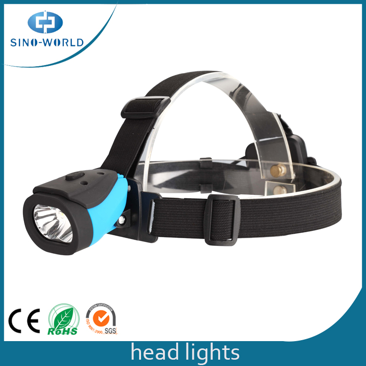 Waterproof Head Lights