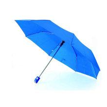 Pearl Fabric 3 Falten Auto offene Regenschirme (YS-3FA22083525R)