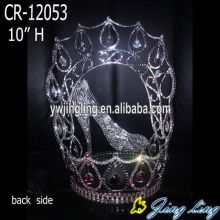 Queen High Heels Crown And Tiaras Love Girl